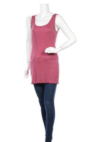 Τουνίκ Gina, Μέγεθος XL, Χρώμα Ρόζ , 50% βαμβάκι, 50% μοντάλ, Τιμή 9,55€