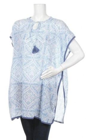 Туника Seasons, Размер M, Цвят Бял, 80% полиестер, 20% памук, Цена 19,95лв.