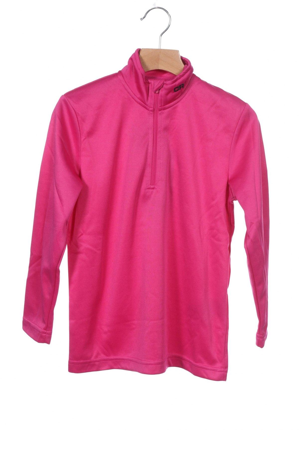 Παιδική μπλούζα αθλητική Craft, Μέγεθος 6-7y/ 122-128 εκ., Χρώμα Ρόζ , Πολυεστέρας, Τιμή 5,88€