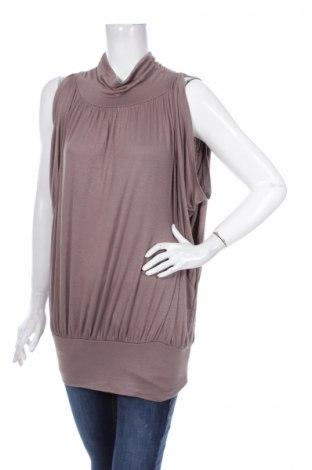 Дамска блуза Jennifer Taylor, Размер M, Цвят Кафяв, Цена 5,00лв.