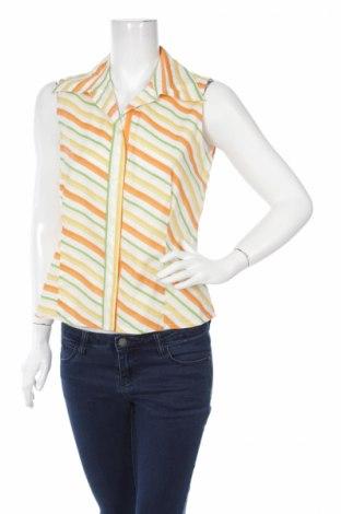 Дамска риза Comma,, Размер M, Цвят Многоцветен, 100% памук, Цена 5,75лв.