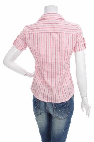 Γυναικείο πουκάμισο New York & Company, Μέγεθος S, Χρώμα Ρόζ , 54% βαμβάκι, 23% πολυαμίδη, 17% πολυεστέρας, 5% ελαστάνη, Τιμή 13,61€