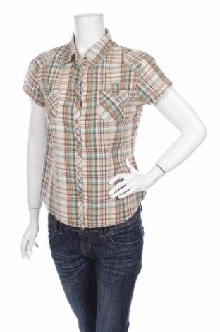 Γυναικείο πουκάμισο Saix, Μέγεθος M, Χρώμα  Μπέζ, Βαμβάκι, Τιμή 2,17€