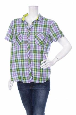 Γυναικείο πουκάμισο Yessica, Μέγεθος L, Χρώμα Πολύχρωμο, Τιμή 9,28€