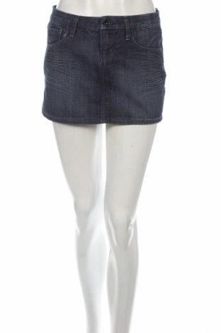 Пола Anoname, Размер S, Цвят Син, 98% памук, 2% еластан, Цена 3,06лв.