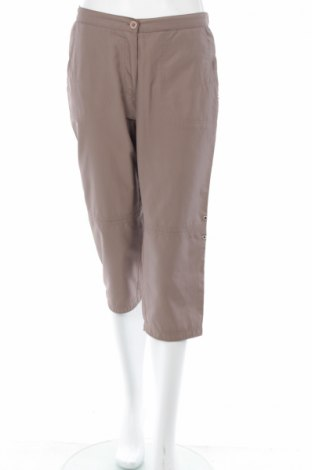 Дамски панталон Atone, Размер M, Цвят Кафяв, Полиестер, Цена 4,50лв.