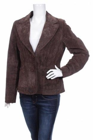 Γυναικείο δερμάτινο σακάκι New Look