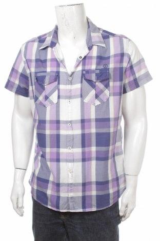 Мъжка риза We, Размер L, Цвят Многоцветен, Памук, Цена 3,00лв.
