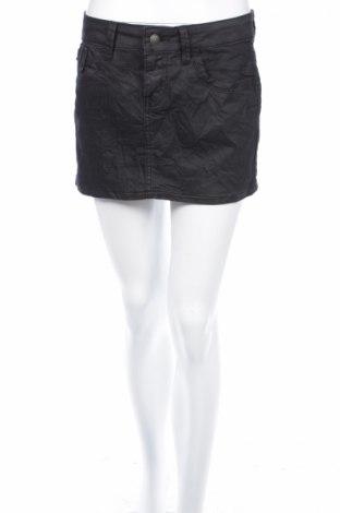 Φούστα Hydee by Chicoree, Μέγεθος M, Χρώμα Γκρί, 76% βαμβάκι, 23% πολυεστέρας, 1% ελαστάνη, Τιμή 4,27€
