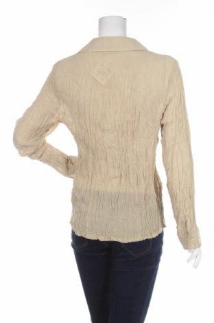 Γυναικείο πουκάμισο Barisal, Μέγεθος L, Χρώμα  Μπέζ, 100% πολυεστέρας, Τιμή 12,99€