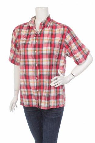 Γυναικείο πουκάμισο Basics, Μέγεθος S, Χρώμα Πολύχρωμο, Βαμβάκι, Τιμή 2,48€