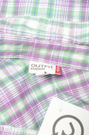 Γυναικείο πουκάμισο Nkd, Μέγεθος M, Χρώμα Πολύχρωμο, Τιμή 10,52€