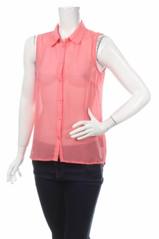 Дамска риза Page One, Размер M, Цвят Розов, Цена 5,40лв.