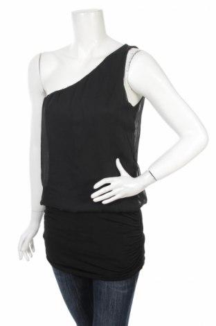 Tricou de damă, Mărime S, Culoare Negru, Preț 13,01 Lei
