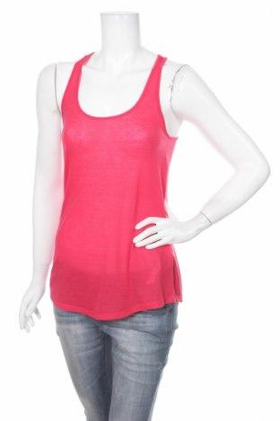 Γυναικείο αμάνικο μπλουζάκι Ann Christine, Μέγεθος S, Χρώμα Κόκκινο, 100% πολυεστέρας, Τιμή 2,17€