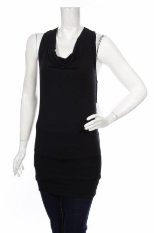 Γυναικείο αμάνικο μπλουζάκι Kays, Μέγεθος S, Χρώμα Μαύρο, Τιμή 3,09€
