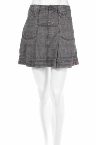 Пола Edc By Esprit, Размер M, Цвят Сив, 100% памук, Цена 7,41лв.