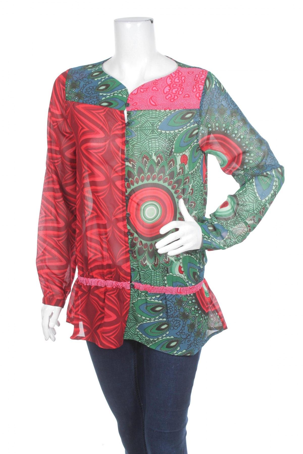 a7f3408be056 Dámska košeľa Desigual - za výhodné ceny na Remix -  100342020