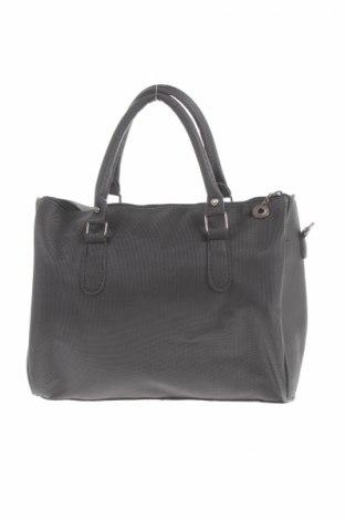 Γυναικεία τσάντα, Χρώμα Μαύρο, Δερματίνη, Τιμή 4,51€