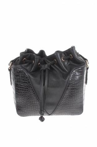 Дамска чанта, Цвят Черен, Еко кожа, Цена 25,60лв.