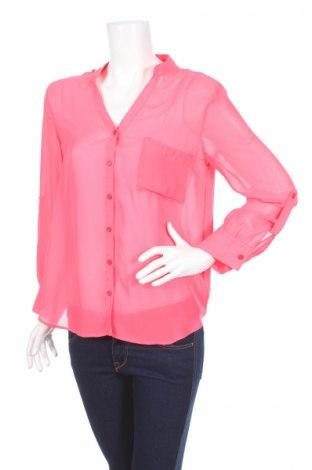 Дамска риза, Размер M, Цвят Розов, Цена 5,46лв.