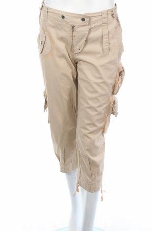 Дамски панталон Libellula Rossa, Размер L, Цвят Бежов, Памук, Цена 5,45лв.