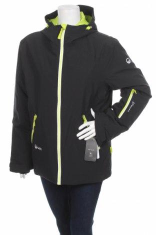 Дамско яке за зимни спортове Halti, Размер S, Цвят Черен, Полиестер, Цена 190,08лв.