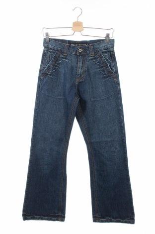 Детски дънки Ph Industries, Размер 15-18y/ 170-176 см, Цвят Син, Памук, Цена 5,25лв.