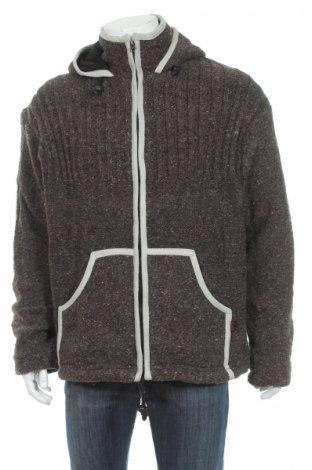 Jachetă tricotată de bărbați Aller