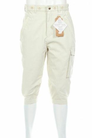 Мъжки спортен панталон Gaupa, Размер S, Цвят Бежов, 65% полиестер, 35% памук, Цена 13,65лв.