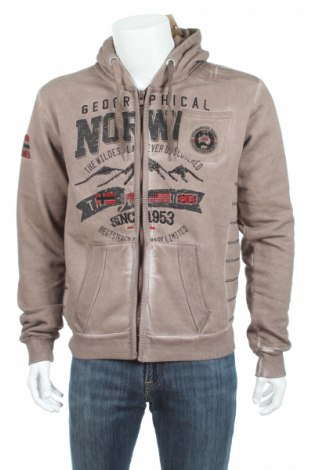 Мъжки суичър Geographical Norway