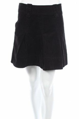 Пола H&M, Размер S, Цвят Черен, 98% памук, 2% еластан, Цена 6,40лв.