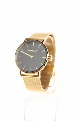 Часовник Morgan, Цвят Златист, Метал, Цена 38,70лв.