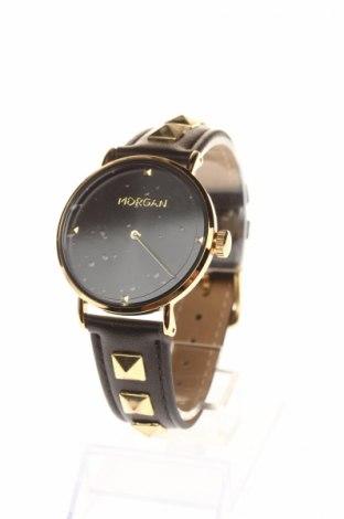 Ceas Morgan, Culoare Negru, Piele ecologică, metal, Preț 135,79 Lei