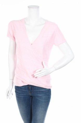 Γυναικεία μπλούζα Gitane, Μέγεθος L, Χρώμα Ρόζ , 80% βαμβάκι, 20% πολυαμίδη, Τιμή 15,59€