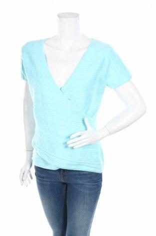 Γυναικεία μπλούζα Gitane, Μέγεθος L, Χρώμα Μπλέ, 80% βαμβάκι, 20% πολυαμίδη, Τιμή 15,59€