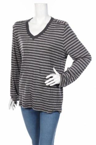 Γυναικεία μπλούζα Saba, Μέγεθος L, Χρώμα Γκρί, Μαλλί, Τιμή 20,78€