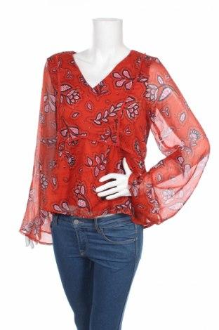 Γυναικεία μπλούζα Vero Moda, Μέγεθος L, Χρώμα Πορτοκαλί, Πολυεστέρας, Τιμή 3,33€
