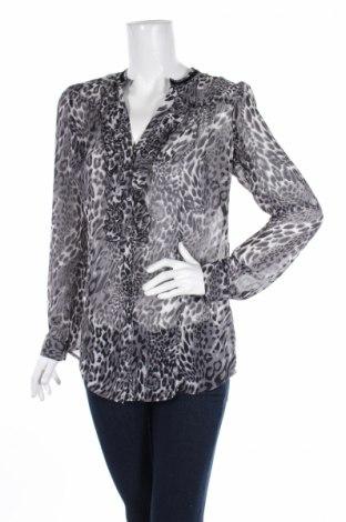 Γυναικείο πουκάμισο Avenue Foch, Μέγεθος M, Χρώμα Γκρί, Πολυεστέρας, Τιμή 5,02€