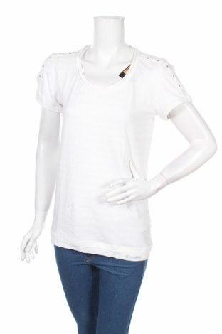 Dámské tričko Champion, Rozměr L, Barva Bílá, 90% bavlna, 10% elastan, Cena  277,00Kč
