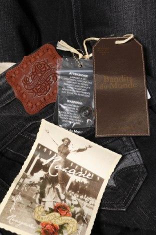 Дамски дънки Bandits Du Monde, Размер XS, Цвят Сив, 99% памук, 1% еластан, Цена 29,12лв.