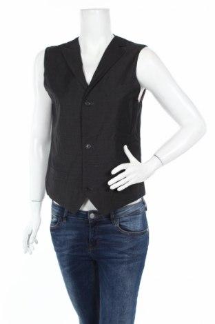 Γυναικείο γιλέκο Target, Μέγεθος XL, Χρώμα Γκρί, Πολυεστέρας, βισκόζη, Τιμή 3,71€