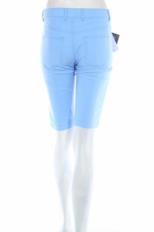 Дамски къс панталон Golfino, Размер XS, Цвят Син, 94% полиамид, 6% еластан, Цена 20,28лв.