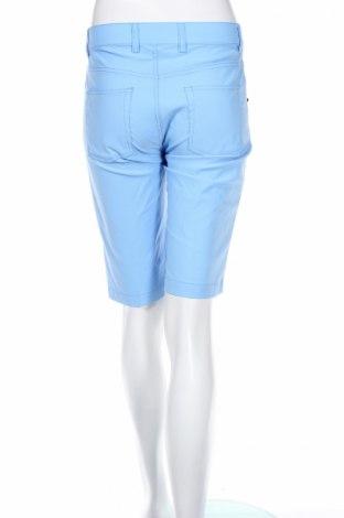 Дамски къс панталон Golfino, Размер S, Цвят Син, 94% полиамид, 6% еластан, Цена 29,64лв.
