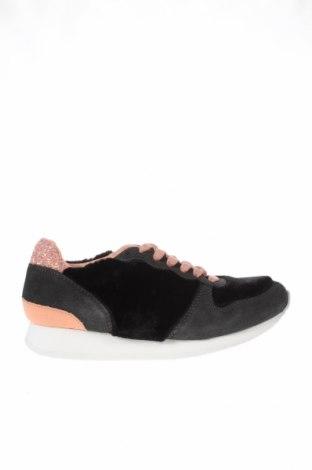 Дамски обувки Les Tropeziennes Par M.Belarbi, Размер 37, Цвят Многоцветен, Естествен велур, естествена кожа, текстил, Цена 42,60лв.