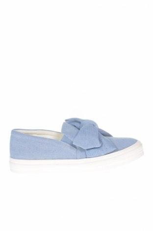 Dámske topánky  Nine West, Veľkosť 38, Farba Modrá, Textil, Cena  19,95€