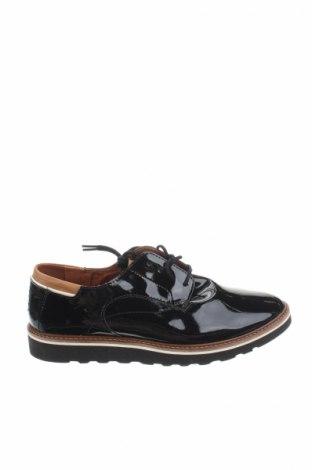 Дамски обувки Tbs, Размер 42, Цвят Черен, Естествена кожа, еко кожа, Цена 52,32лв.