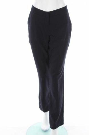 Дамски панталон, Размер M, Цвят Син, 80% полиестер, 18% вискоза, 2% еластан, Цена 9,00лв.