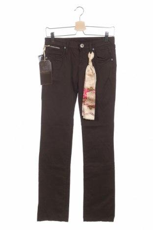 Γυναικείο παντελόνι Bandits Du Monde, Μέγεθος XS, Χρώμα Καφέ, 97% βαμβάκι, 3% ελαστάνη, Τιμή 13,71€