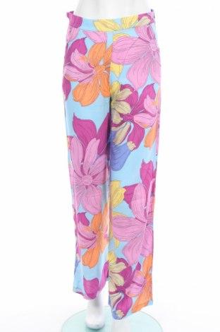Dámské kalhoty  New Laviva, Rozměr M, Barva Vícebarevné, 95% viskóza, 5% elastan, Cena  293,00Kč